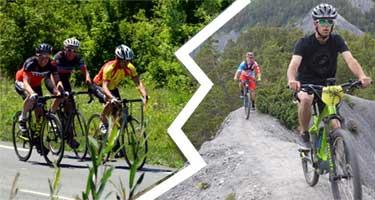 Cyclisme Route VTT Vélo électrique